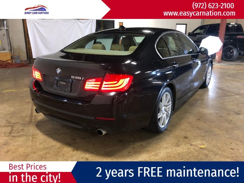 BMW 5-Series 2011 price $9,492