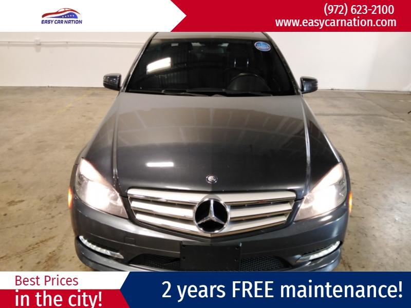 Mercedes-Benz C-Class 2011 price $7,991