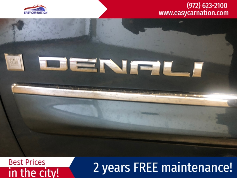 GMC Yukon Denali 2007 price $9,991