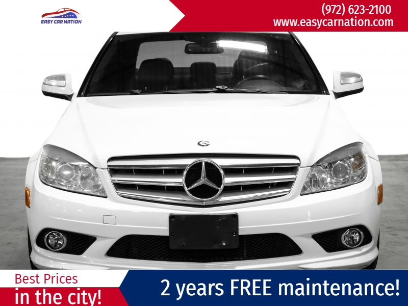 Mercedes-Benz C-Class 2009 price $5,992
