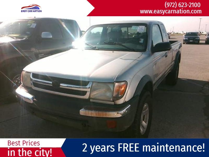 Toyota Tacoma 2000 price $4,491