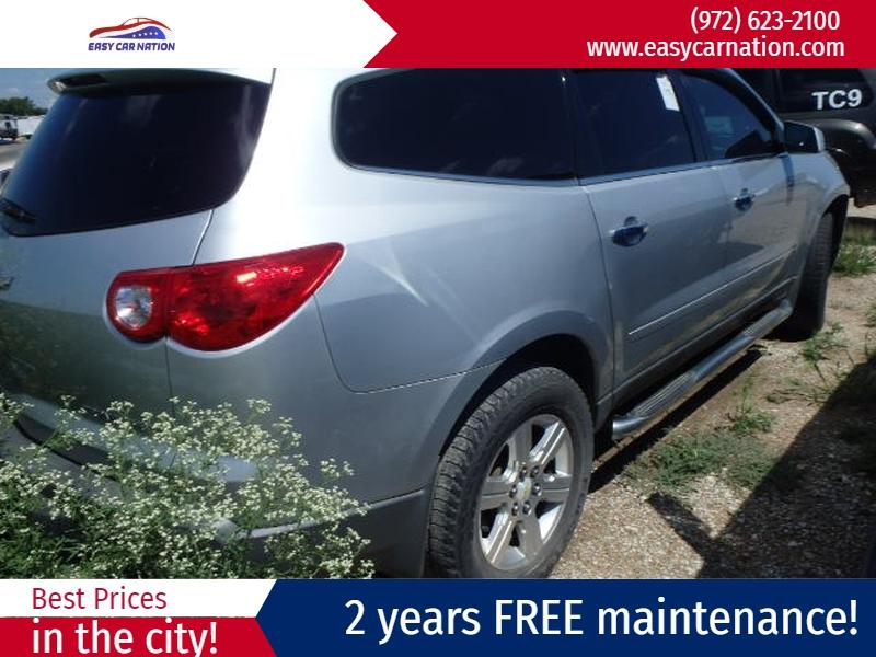 Chevrolet Traverse 2012 price $5,491