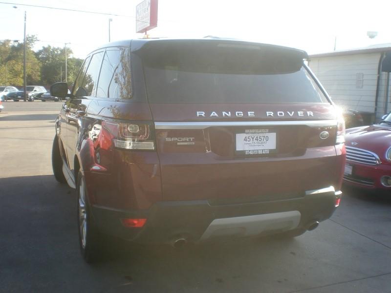 Land Rover Range Rover Sport 2015 price $39,998