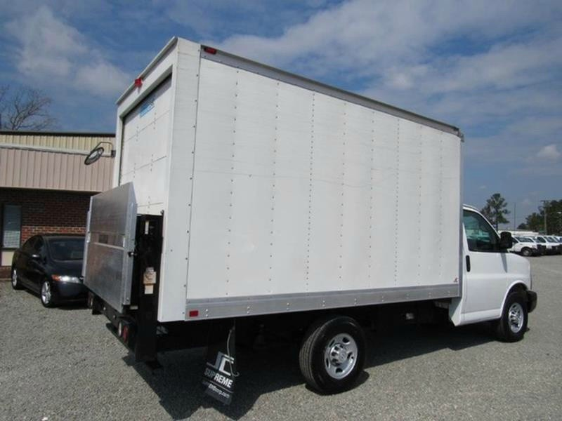 Chevrolet Express Commercial Cutaway 2014 price $14,998 Cash