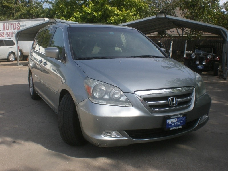 2005 honda odyssey touring at r m b autos auto dealership in arlington