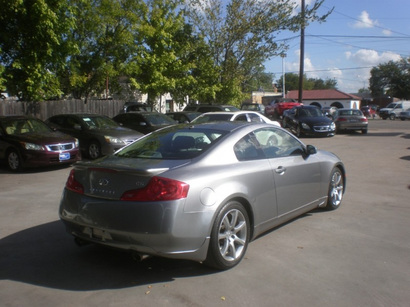 Infiniti G35 Coupe 2007 price $7,995