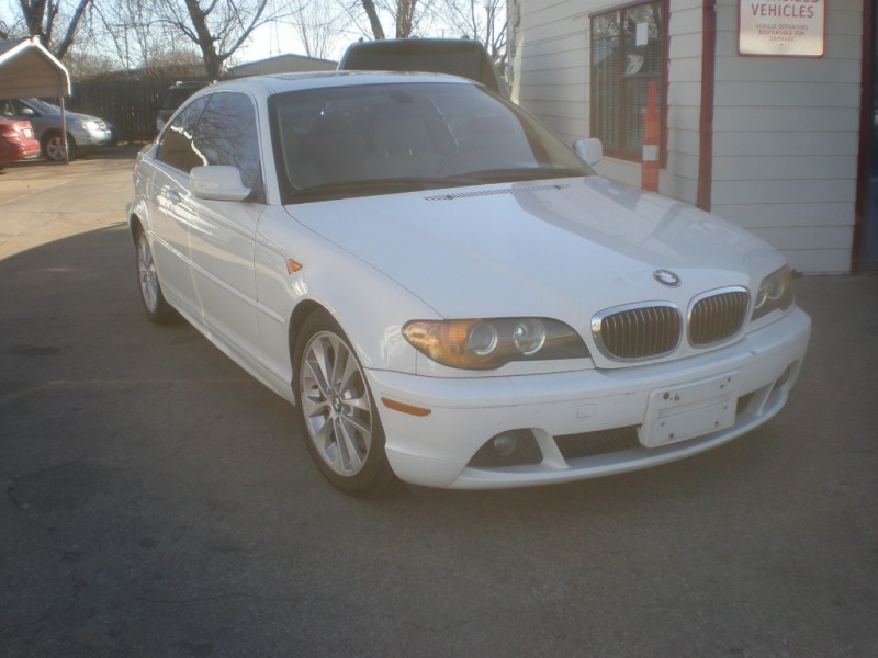 BMW 3-Series 2004 price $3,998