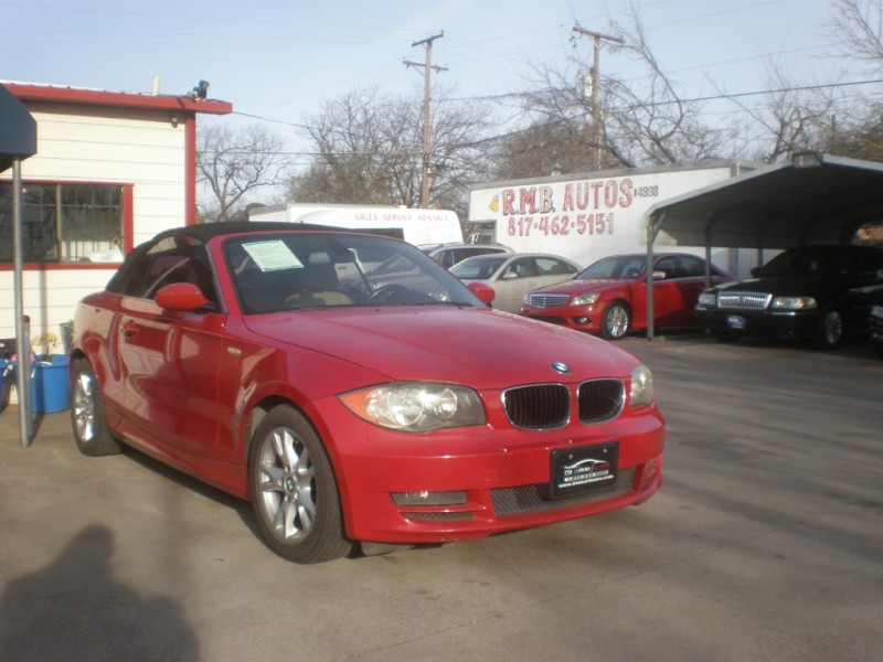 BMW 1-Series 2008 price $6,995