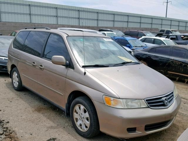 Honda Odyssey 2004 price $1,998