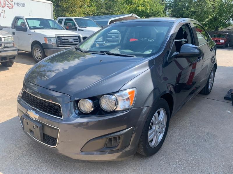 Chevrolet Sonic 2013 price $5,998