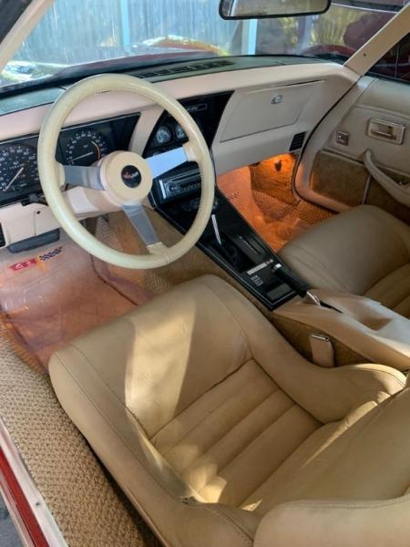 Chevrolet Corvette Stingray L-82 1979 price $14,998