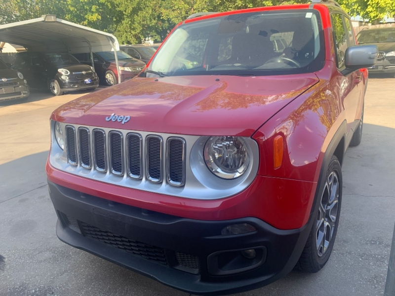 Jeep RENEGADE LIMITED 2015 price $11,495