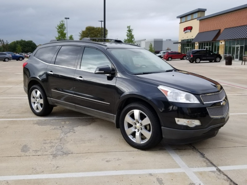 Chevrolet Traverse 2011 price $5,999