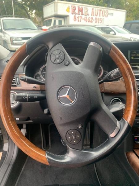 Mercedes-Benz E-Class 2011 price $10,998