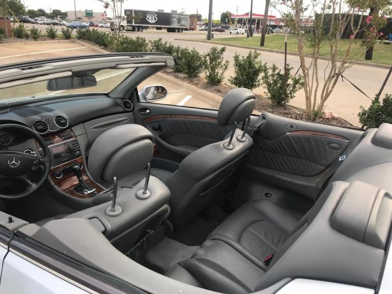 Mercedes-Benz CLK-Class 2008 price $3,499