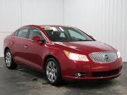 Buick LaCrosse 2012 price $5,998