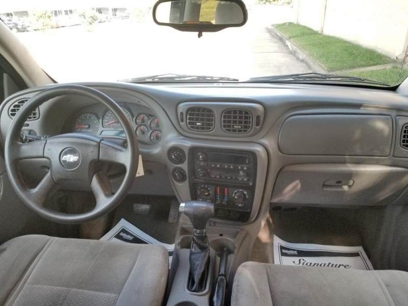Chevrolet TrailBlazer 2008 price $2,799