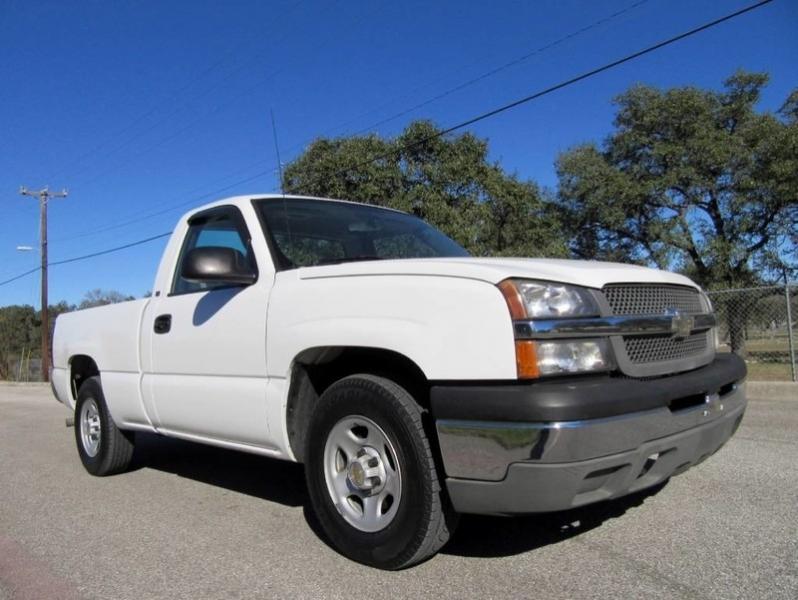 Chevrolet Silverado 1500 2004 price $2,998