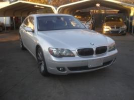 2008 BMW 750 Li Series