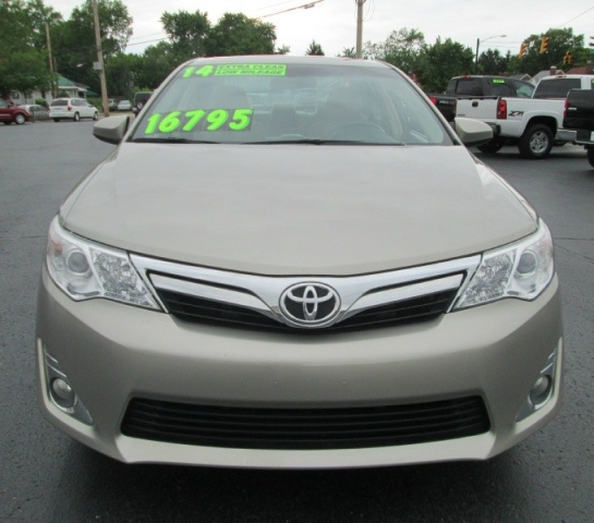 2014 Toyota CAMRY 4DR SEDAN XLE/MOONROOF