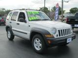 Jeep LIBERTY SPORT 4X4 2007