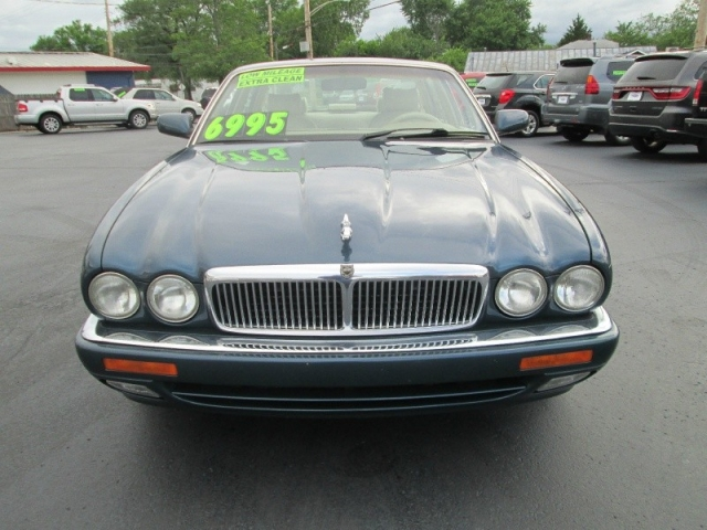 1996 Jaguar XJ6 4DR LUXURY SEDAN