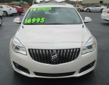 Buick REGAL PREMIUM 4DR SEDAN TURBO 2014