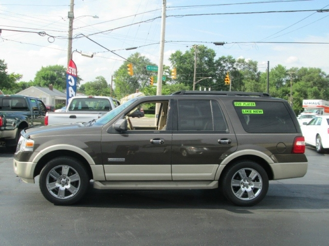 2008 Ford EXPEDITION EDDIE BAUER EDITION 4X4