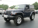 Jeep WRANGLER SAHARA 4X4 2013