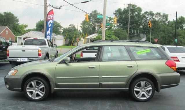 2006 Subaru LEGACY OUTBACK WAGON AWD L.L. BEAN EDITION