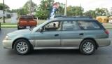 Subaru LEGACY OUTBACK WAGON AWD 2002