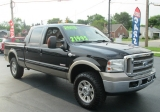 Ford SUPER DUTY F-250 DIESEL CREW CAB KING RANCH 4X4 2006