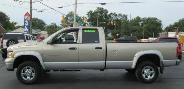 2004 Dodge RAM 2500 HEAVY DUTY QUAD CAB LONGBED SLT 4X4