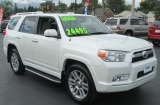 Toyota 4-RUNNER LIMITED W/NAVIGATION 2011