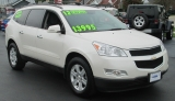Chevrolet TRAVERSE LT AWD W/3RD ROW 2012