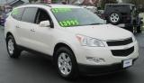 Chevrolet TRAVERSE LT AWD W/3RD ROW 2012