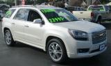 GMC ACADIA DENALI AWD SUV /3RD ROW 2013