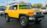 Toyota FJ CRUISER 4X4/GAUGE PACKAGE 2007