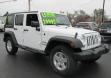 Jeep WRANGLER UNLIMITED SPORT HARD TOP/SOFT TOP 2015