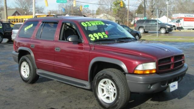 2003 Dodge DURANGO SXT 4X4