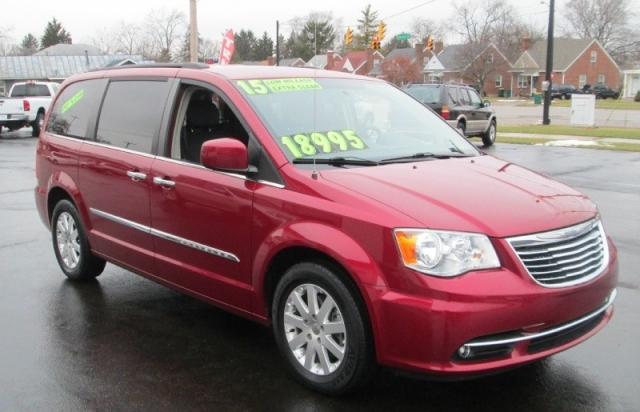 2015 Chrysler TOWN  & COUNTRY TOURING EDITION