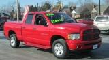 Dodge RAM 1500 QUAD CAB SLT 4X4 2003