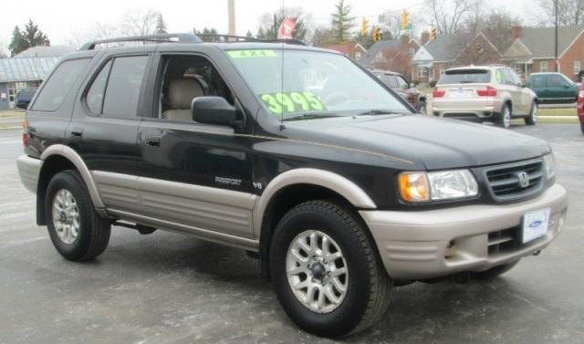 2000 Honda PASSPORT LX 4X4 SUV