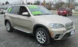 BMW X5 LUXURY SUV xDRIVE50i AWD 2013