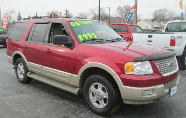 2006 Ford EXPEDITION EDDIE BAUER 4X4