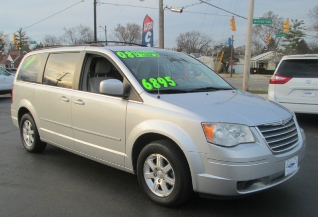 2008 Chrysler TOWN  & COUNTRY TOURING EDITION/DVD