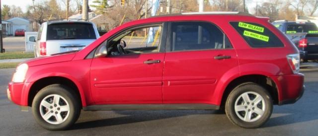 2006 Chevrolet EQUINOX LS AWD