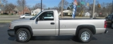 Chevrolet SILVERADO REG CAB LONGBED PICK-UP 2007
