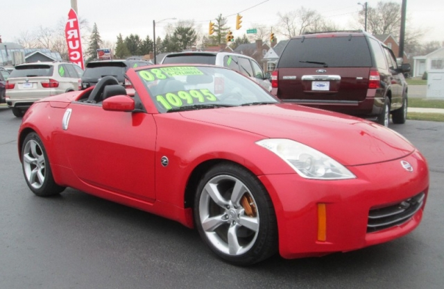 2008 Nissan 350Z 2DR ROADSTER TOURING