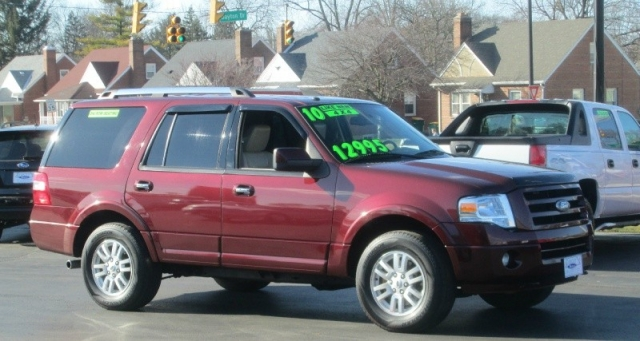 2010 Ford EXPEDITION LIMITED 4X4